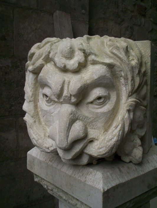Harry Jonas Stonemasonry - Carvings - 004