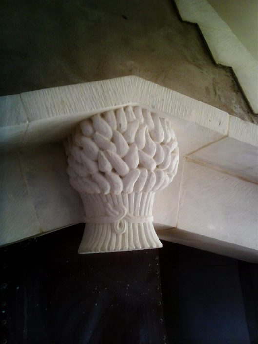 Harry Jonas Stonemasonry - Carvings - 009