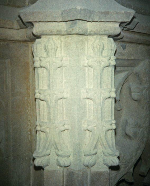 Harry Jonas Stonemasonry - Carvings - 013
