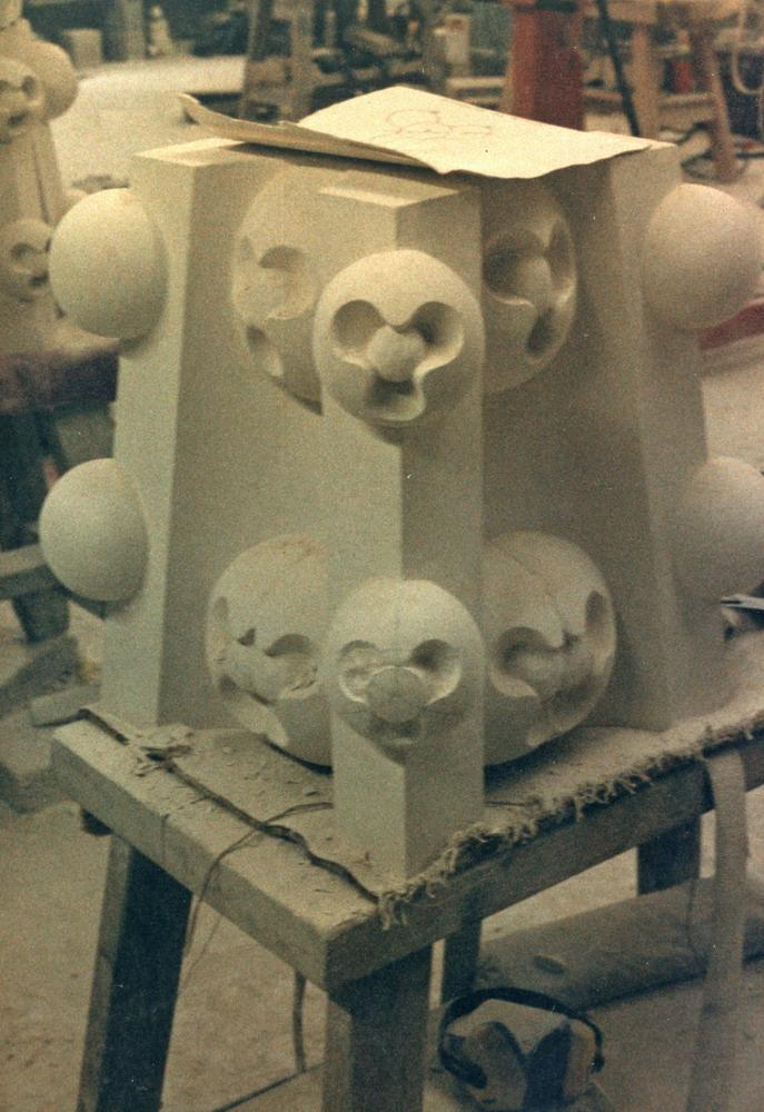Harry Jonas Stonemasonry - Carvings - 034
