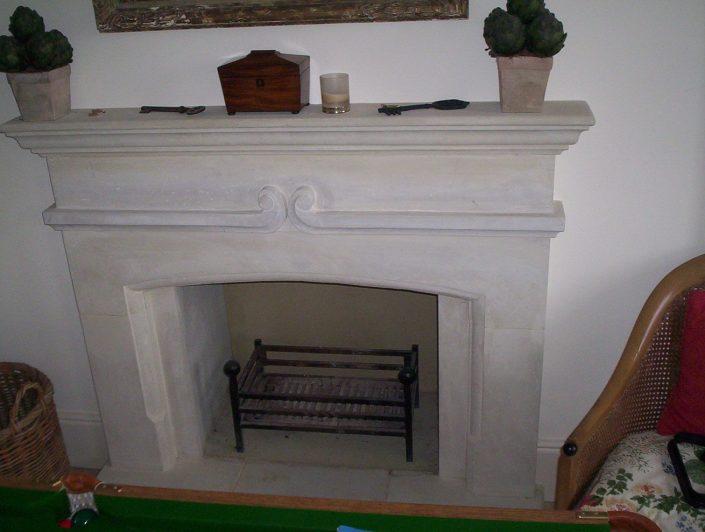 Harry Jonas Stonemasonry - Fireplaces - 002