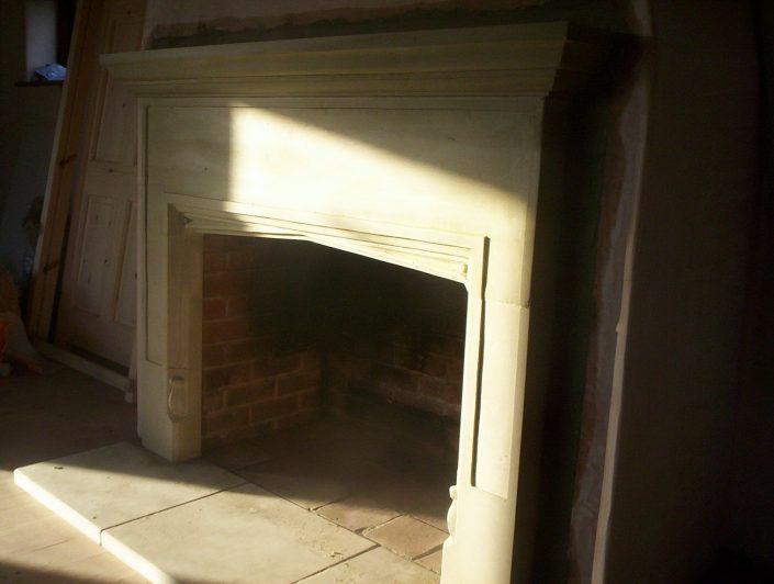 Harry Jonas Stonemasonry - Fireplaces - 004