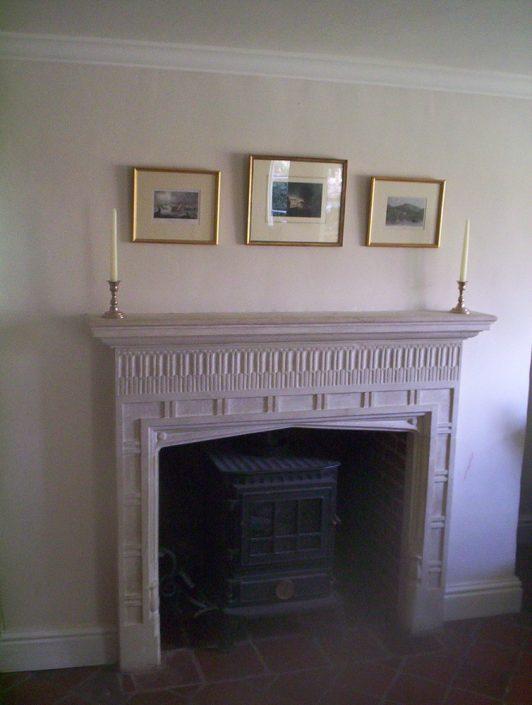 Harry Jonas Stonemasonry - Fireplaces - 007