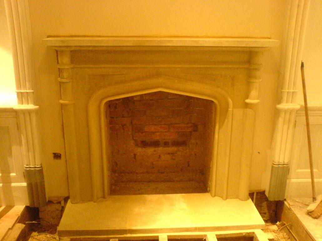 Harry Jonas Stonemasonry - Fireplaces - 009