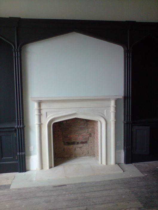 Harry Jonas Stonemasonry - Fireplaces - 010