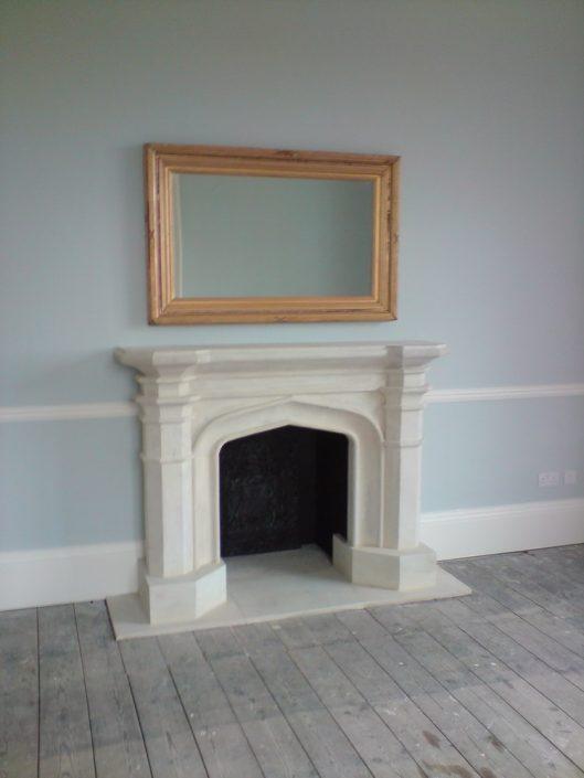 Harry Jonas Stonemasonry - Fireplaces - 011