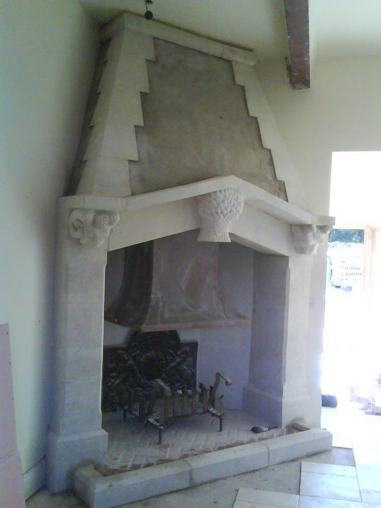 Harry Jonas Stonemasonry - Fireplaces - 013