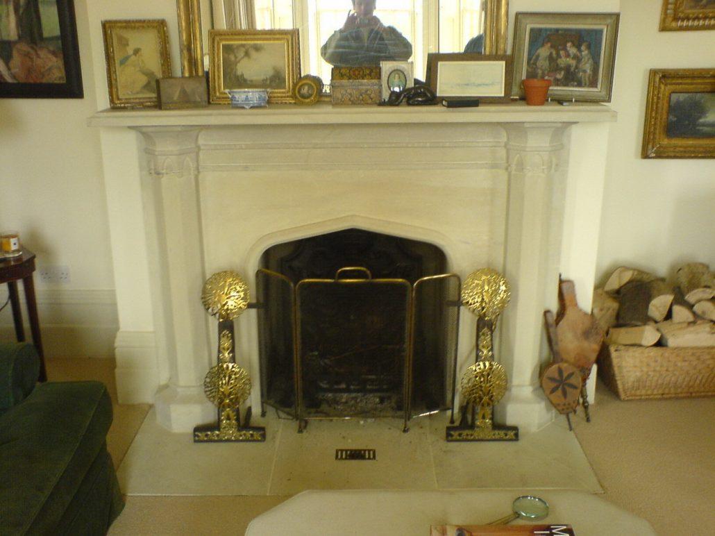 Harry Jonas Stonemasonry - Fireplaces - 015