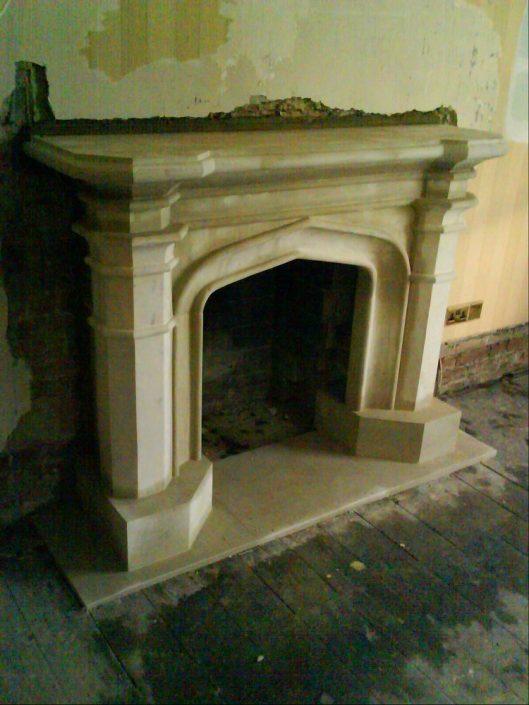 Harry Jonas Stonemasonry - Fireplaces - 019