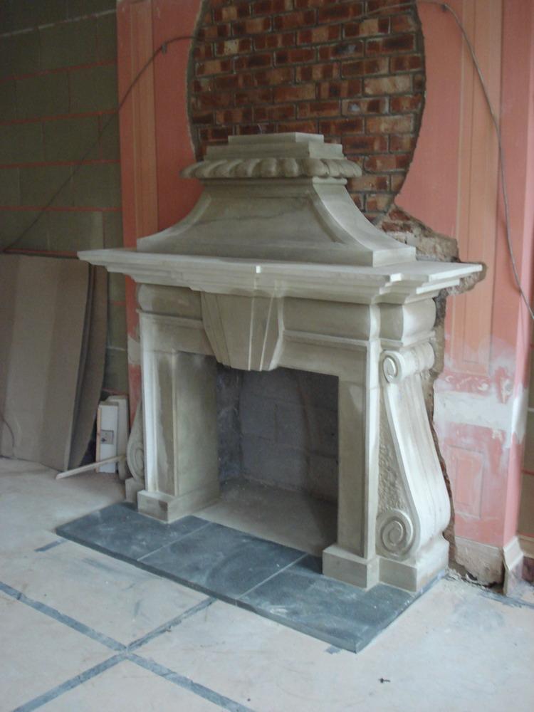 Harry Jonas Stonemasonry - Fireplaces - 021