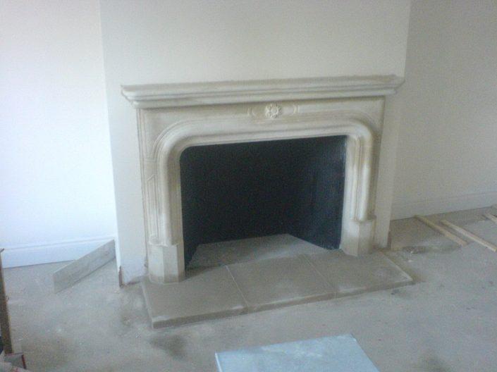 Harry Jonas Stonemasonry - Fireplaces - 022