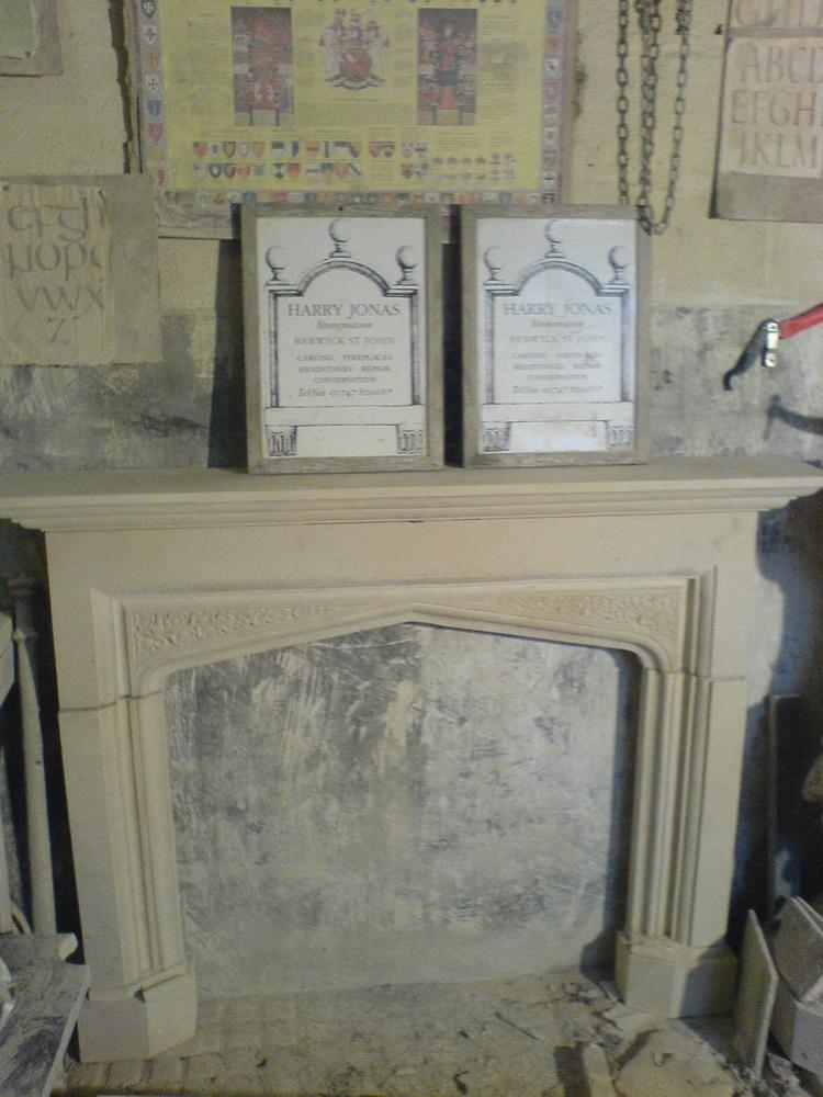 Harry Jonas Stonemasonry - Fireplaces - 024