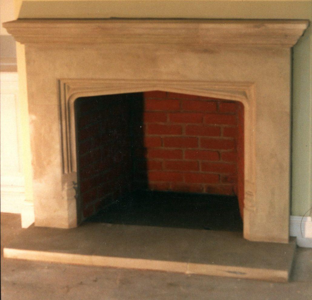 Harry Jonas Stonemasonry - Fireplaces - 029