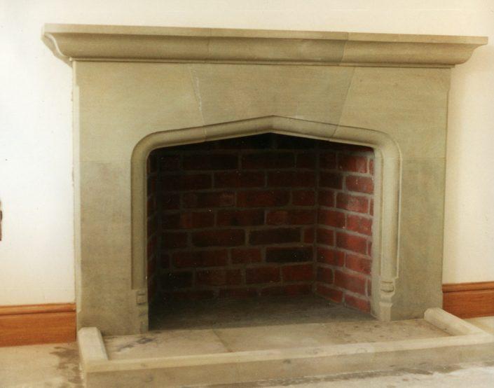 Harry Jonas Stonemasonry - Fireplaces - 030