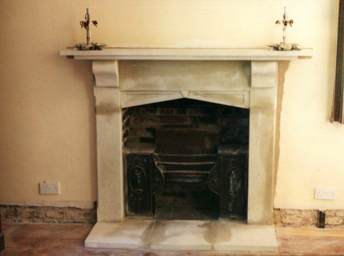 Harry Jonas Stonemasonry - Fireplaces - 031