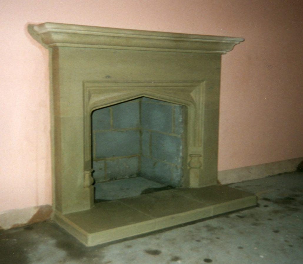 Harry Jonas Stonemasonry - Fireplaces - 034