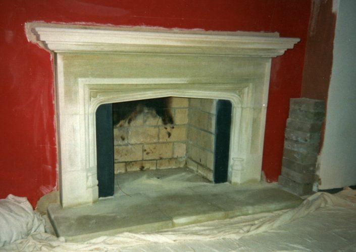 Harry Jonas Stonemasonry - Fireplaces - 035