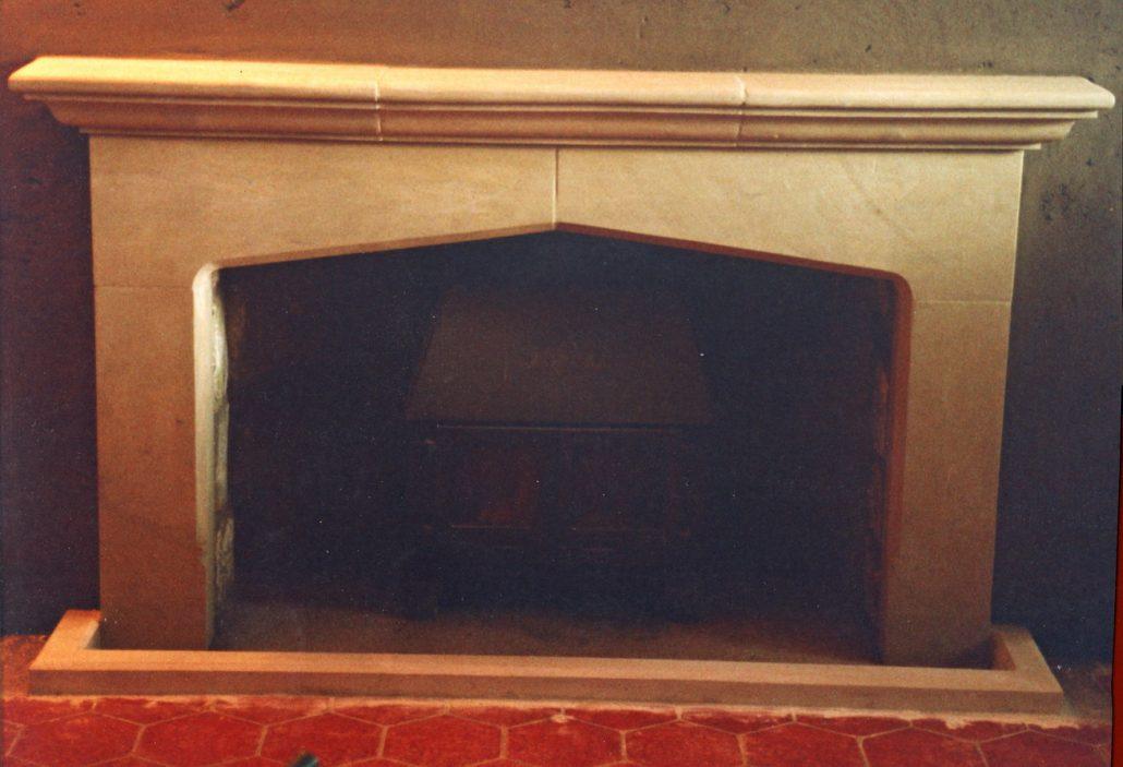 Harry Jonas Stonemasonry - Fireplaces - 036