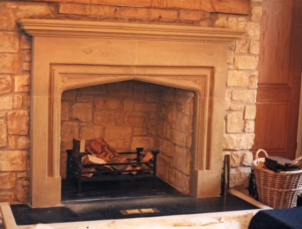 Harry Jonas Stonemasonry - Fireplaces - 039