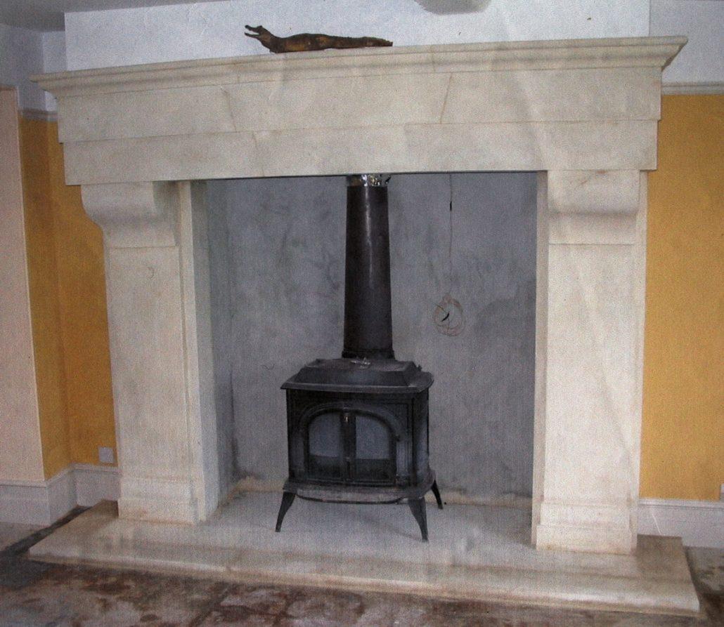 Harry Jonas Stonemasonry - Fireplaces - 041