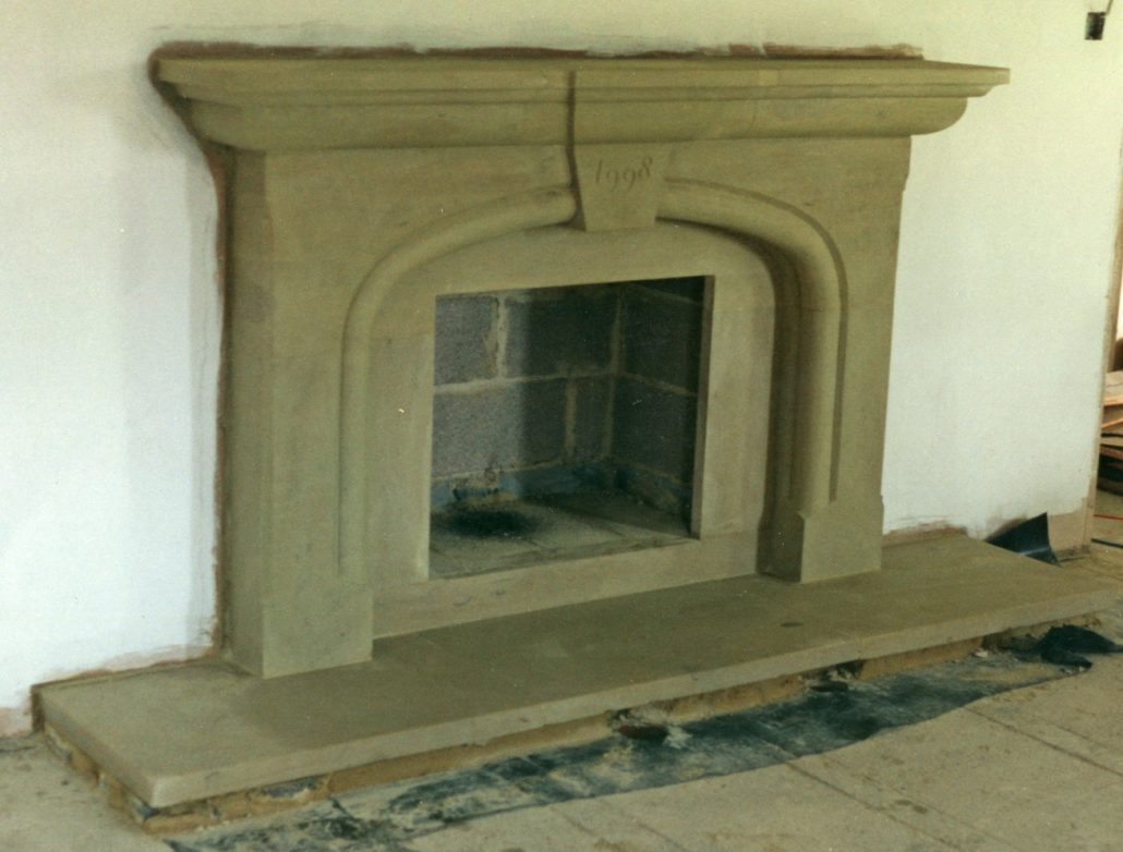Harry Jonas Stonemasonry - Fireplaces - 043
