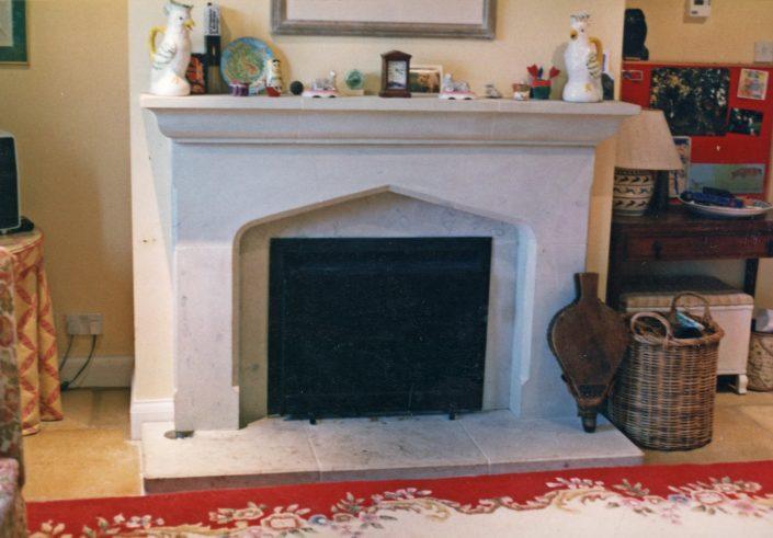 Harry Jonas Stonemasonry - Fireplaces - 045