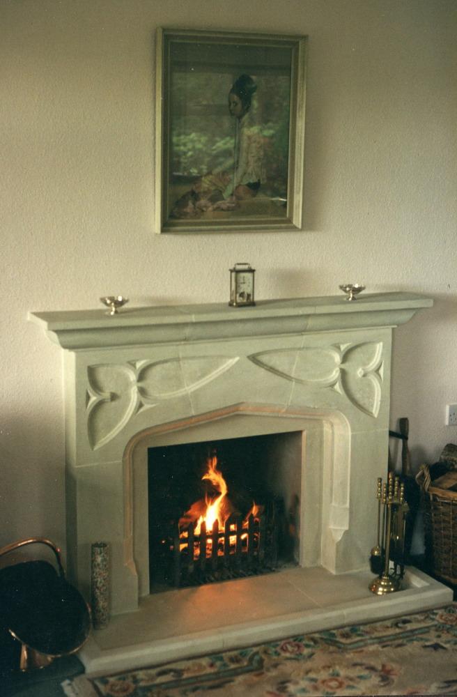 Harry Jonas Stonemasonry - Fireplaces - 047