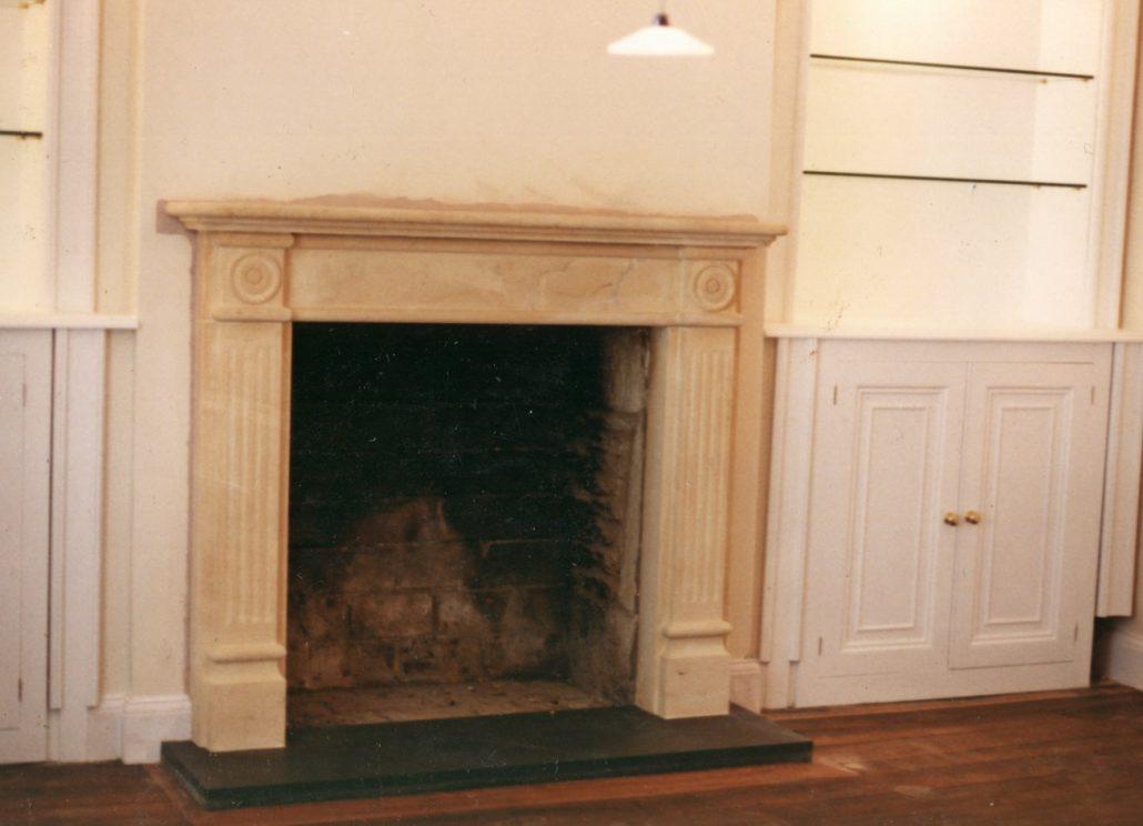 Harry Jonas Stonemasonry - Fireplaces - 052