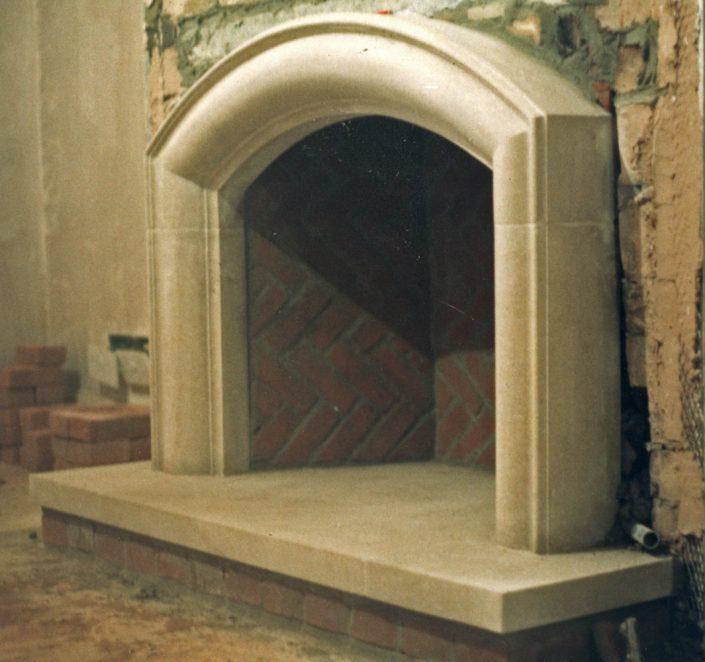 Harry Jonas Stonemasonry - Fireplaces - 054