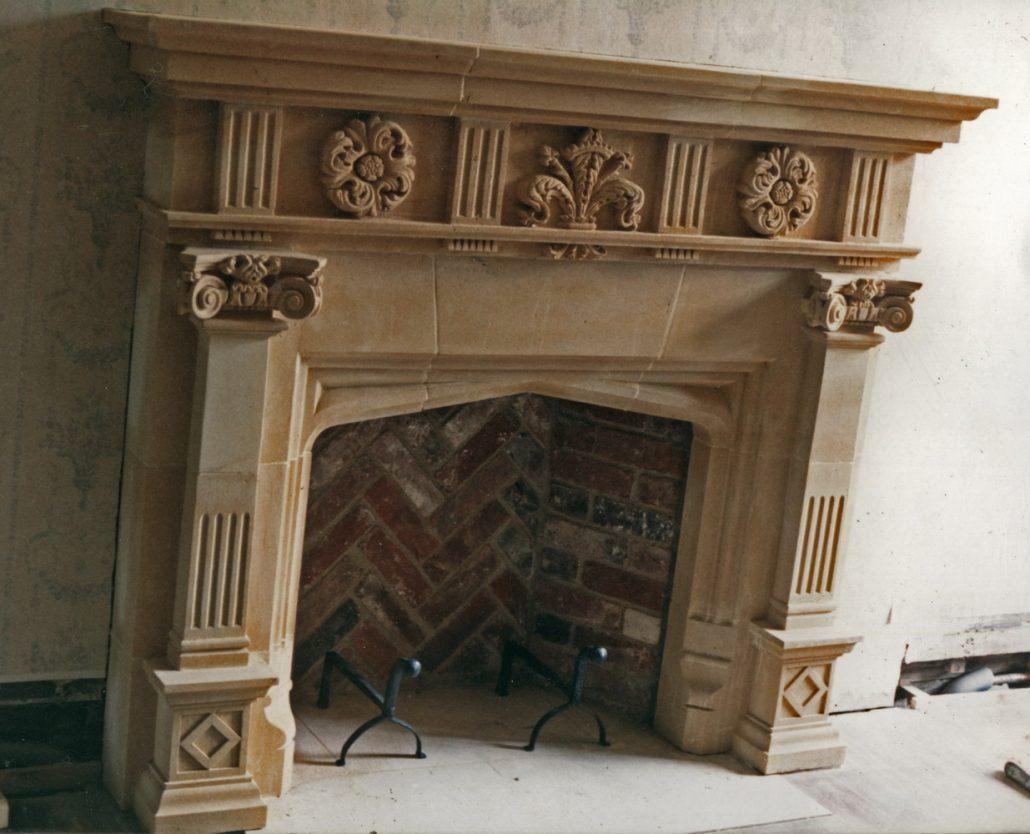 Harry Jonas Stonemasonry - Fireplaces - 055