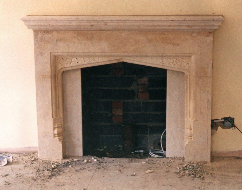 Harry Jonas Stonemasonry - Fireplaces - 058
