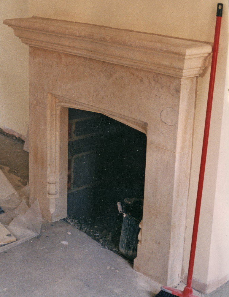 Harry Jonas Stonemasonry - Fireplaces - 060