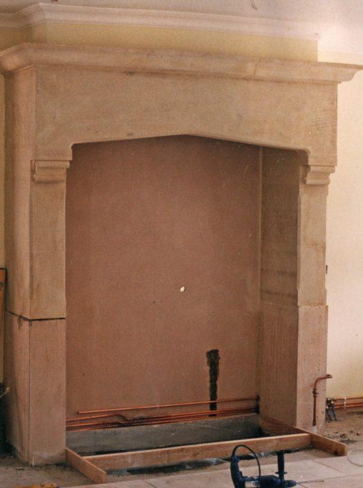 Harry Jonas Stonemasonry - Fireplaces - 062