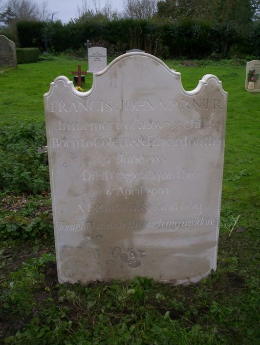 Harry Jonas Stonemasonry - Headstones - 005