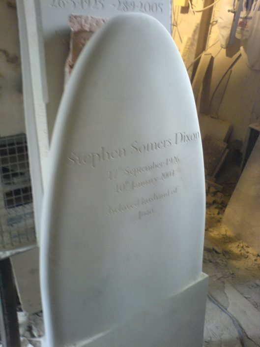 Harry Jonas Stonemasonry - Headstones - 010