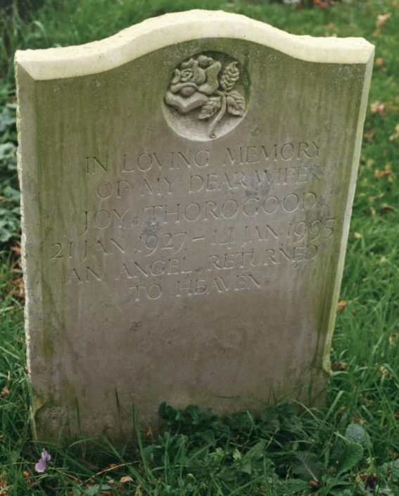 Harry Jonas Stonemasonry - Headstones - 032